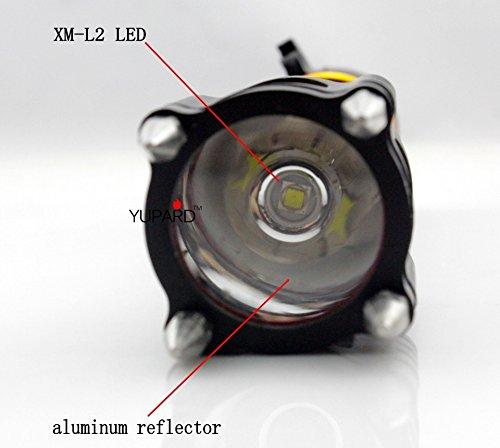 Cree XM-T6 LED 5 Modus 3000 Lumen Wasserdichte Taschenlampe Abbildung 3