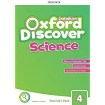 Oxford Discover Science: Level 4: Teacher Guide with Online Practice & Cpt Pack