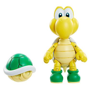 Preisvergleich Produktbild World of Nintendo – Koopa Troopa – 10 cm Action Figur