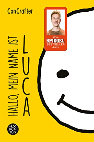 Buchcover ConCrafter: Hallo, mein Name ist Luca