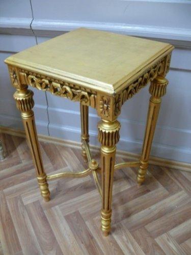 LouisXV Beistelltisch Tisch quadratisch Antik Stil gebraucht kaufen  Wird an jeden Ort in Deutschland
