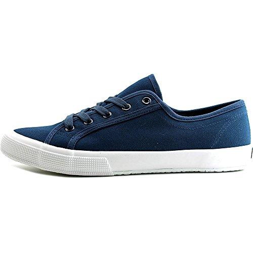 Tênis Sneaker Lona De Marinha Espírito Fácil EPwFf