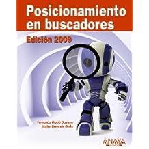 Posicionamiento en buscadores. Edición 2009 (Títulos Especiales)