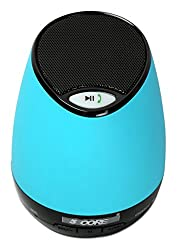 5 Core LBT-01 Portable Wireless Bluetooth-enabled multimedia Speaker London Tower with Hands-free Bluetooth Speakerphone, SD card, AUX Input, Highly-compatible with Bluetooth-enabled digital devices