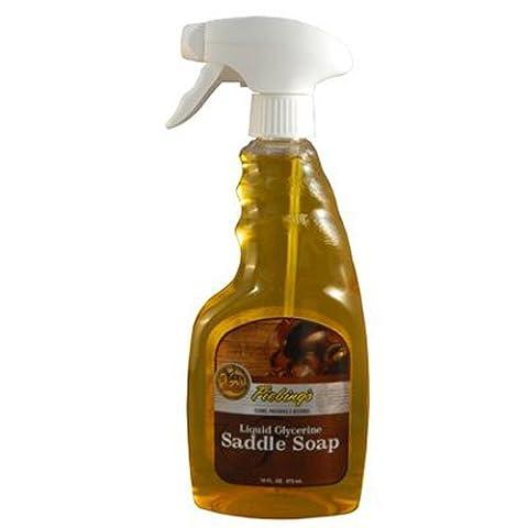 FIEBING COMPANY LIQUID GLYCERINE SADDLE SOAP