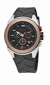 Ducati Cw0004 Gents Chronograph Rose Gold Coloured Ip