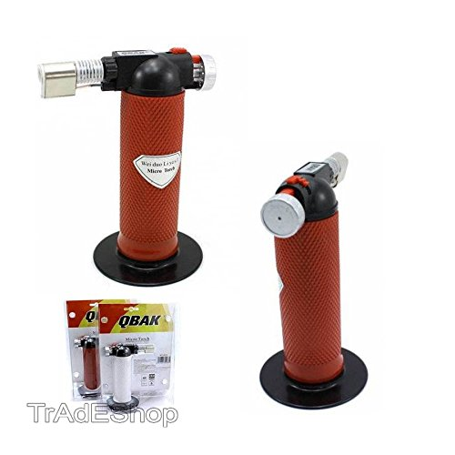 TradeShopTraesio® - TORCIA SALDATORE A GAS BUTANO SALDATRICE usato  Spedito ovunque in Italia