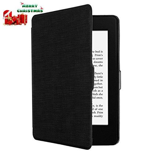 NICEAO Kindle Fall magnetisch PU Leder Schutzhülle Smart Kindle Cover mit Automatische sleep/wake Funktion für, völlig neue Amazon Kindle Paperwhite e-reader- (passend für alle 2012, 2013, 2015 und 20 (Den Für Fall, Kindle)