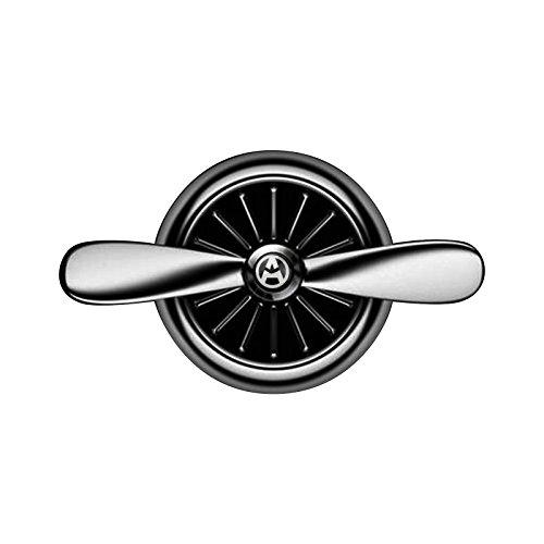 APALUS AIR FORCE 2 Profumatore Deodorante per Auto Ricaricabile|Diffusore di Profumo Automatico Senza Alcool. Adatto per Oli Essenziali e Aromaterapia, Rimuove Fumo, Odori |Ottima idea regalo