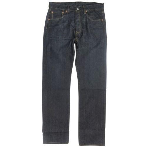 Levi's® Herren Jeans 501® - Original Fit - Blau - Clean Fume, Größe:W 31 L 34, Farbe:Clean Fume (1155) (Tab Jeans Levis)