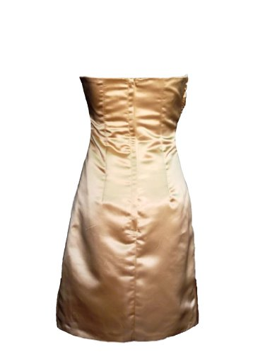 Alivila.Y Fashion Damen Kleid Gold