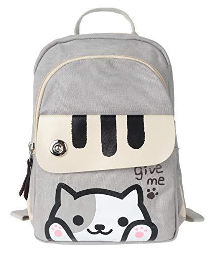 CoolChange süßer Neko Atsume Mini Rucksack mit Lexy Motiv (Mini-rucksack Kitty)