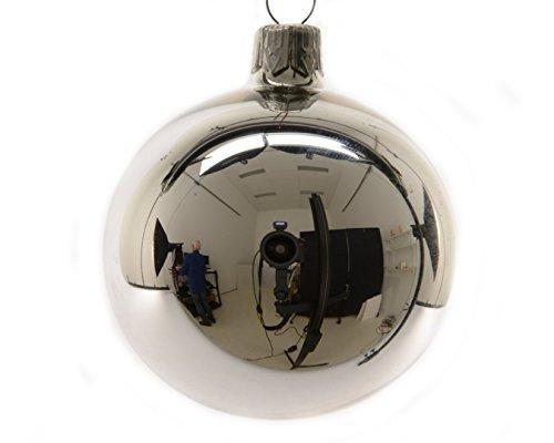 christmas-decorations-sfera-vtr-d10cm-tinta-unita-4pz-argento