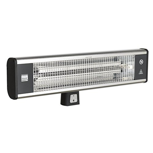 SEALEY High Efficiency Carbon Infrarot-Wandheizung 1800w/230v
