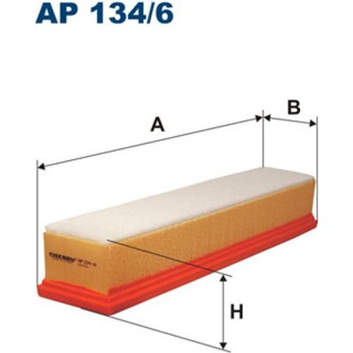 Preisvergleich Produktbild FILTRON AP134/6 Luftfilter