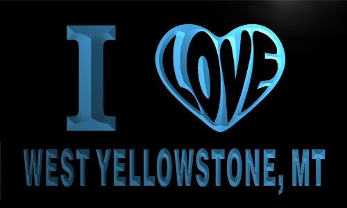 v60324-b-i-love-west-yellowstone-mt-montana-city-limit-neon-light-sign