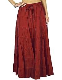 wholesale dealer f6164 d08bc Etnico - Gonne / Donna: Abbigliamento - Amazon.it