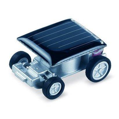 SODIAL(TM) Voiture solaire La plus petite voiture solaire Jouet ¨¦ducatif solaire 0885899055269