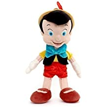 """Pinocchio Small Soft Toy 12"""" by Disney"""