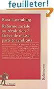 Réforme sociale et révolution