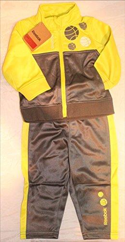 Reebok-Baby-Jungen-Maedchen-Anzug-Jogger-Set-Babyanzug-Jogginanzug
