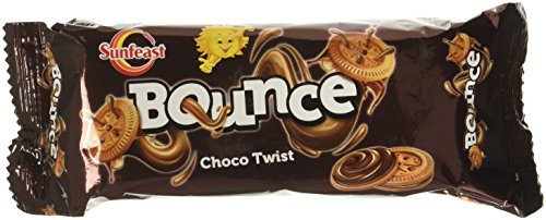 Sunfeast Bounce Cream Choco Tasty, 82 g 41i1LwpGkTL