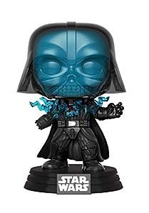 Funko- Pop Bobble: Star Wars: Electrocuted Vader Figura Coleccionable, (37527)