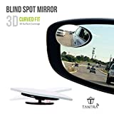 Tantra Ampper HD Glass Convex Fan Shape 360 Degree Rotate Sway Adjustabe Blind