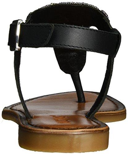 Inuovo 7233, Infradito Donna nero (nero)