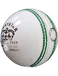 CA Test Star White Cricket Ball