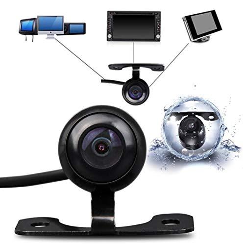 YSHtanj Auto Kamera Intelligentes System Audiokabel Wasserdicht Auto Universal Rückfahrkamera Rückfahrkamera Einparkhilfe Nachtsicht Kamera
