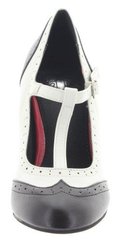 T.U.K., Scarpe col tacco donna Bianco (bianco)