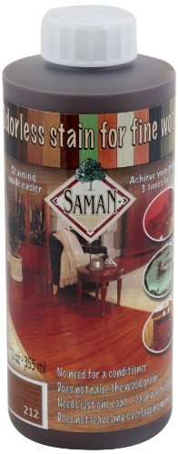 saman-tew-212-12-12-ounce-interior-water-based-stain-for-fine-wood-antique-walnut-by-saman