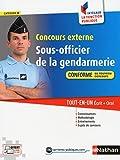 Concours externe Sous-officier de la gendarmerie (23)