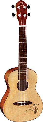 Ortega Guitars Konzert Ukulele RU5, mit Decke