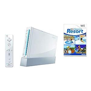 Wii-Konsole mit Bonus Wii Sports Resort & Wii MotionPlus Bundle