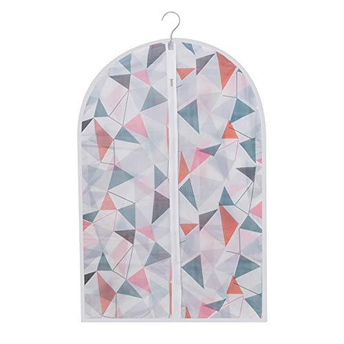 Kleidung Staubschutz 3 Größen Atmungsaktiv Reißverschluss Typ Anzug Abdeckung Hängende Kleidung Kleidung Protector Taschen Home Anzug abdeckung (B)