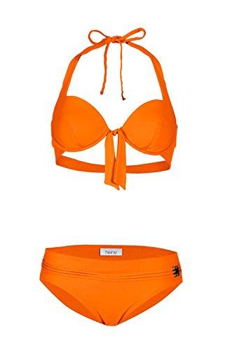 Borabora Funktions-Bikini C-Cup Orange Größe 42 (Bora Bora Bademode)