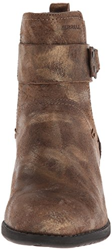 Merrell Shiloh Pull Boot Brown/Gold