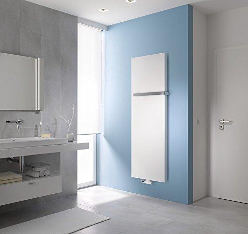 Kermi Rubeo Designheizkörper 57 x 173 cm, weiß RAL 9016, PSS211700602XXK - 2