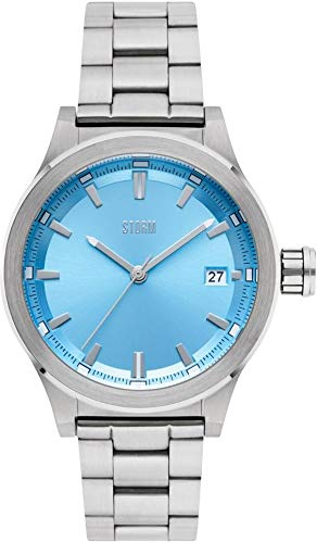 Storm London WYREX Light Blue 47389/B Reloj de Pulsera para Hombres