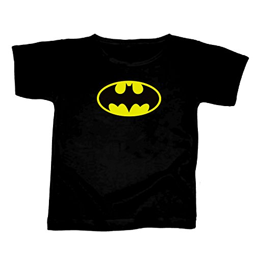 Batman Kids T-Shirt (3-4 (Sin City Kostüm)