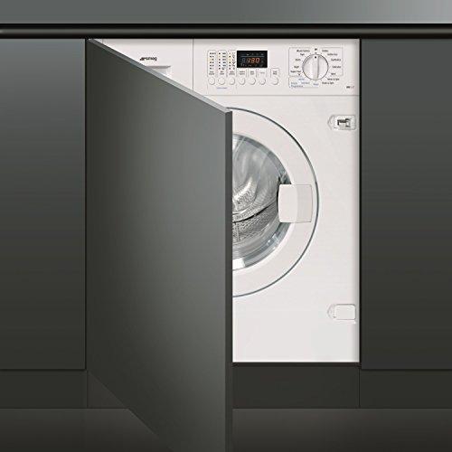 Smeg WDI147 7kg Wash 4kg Dry Fully Integrated Washer Dryer