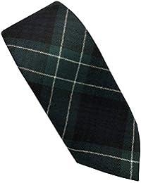 Ingles Buchan Gents tartán Corbata Lana, Fabricado en Escocia