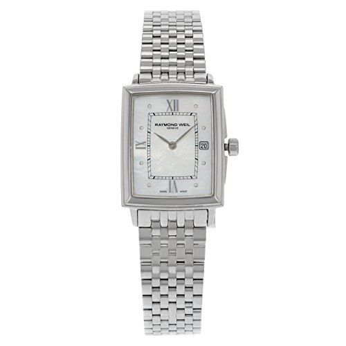 Raymond Weil Tradition 5956-ST-00915 Stainless Steel Quartz Ladies Watch