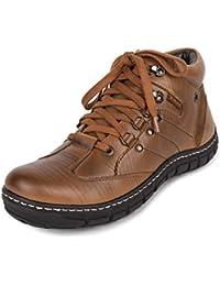 Duke Men Outdoor Boots Tan