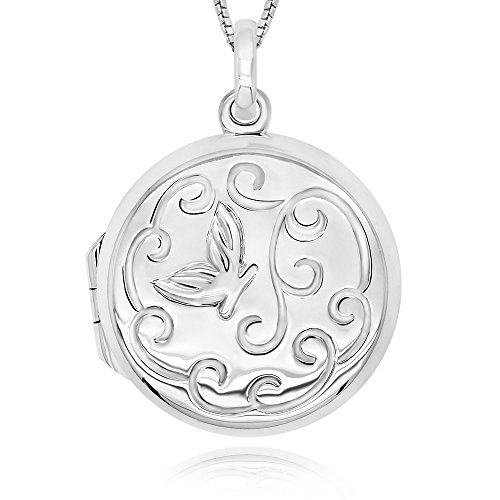 925-sterling-silver-cute-filigree-hummingbird-locket-pendant-necklace-18