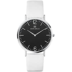 Marc Brüg Ladies' Minimalist Watch Kensington 36 Black