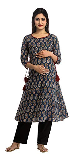 ANAYNA Women's Maternity Dress