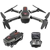 Rabusion ZLRC Beast SG906 5G WiFi GPS FPV Drone avec Appareil Photo 4K et Sac à Main 3 Piles